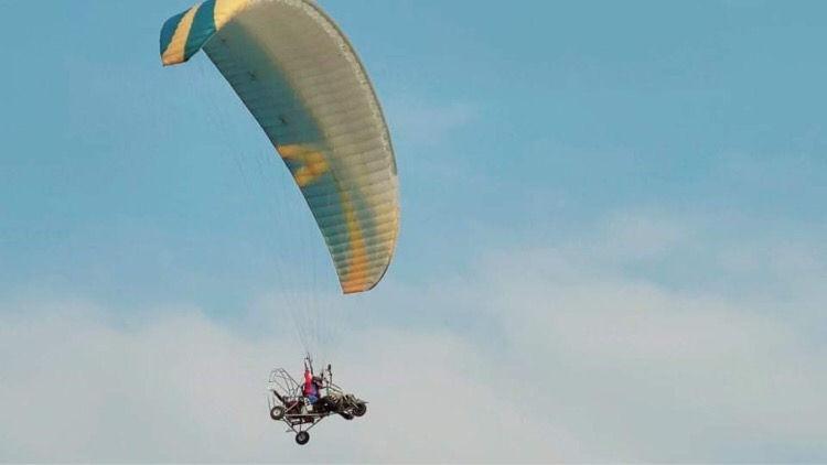 Paramotor Beginner Course