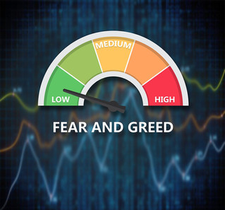 Market Comment April 2021 - Greed to Fear - What to make of the recent market sentiment swings?