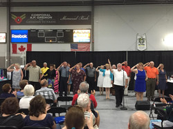 50+ show performance at WFCU