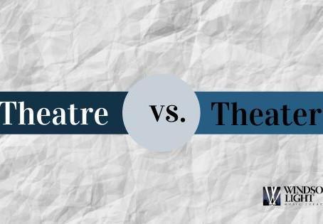 Theatre vs. Theater: Which is correct?