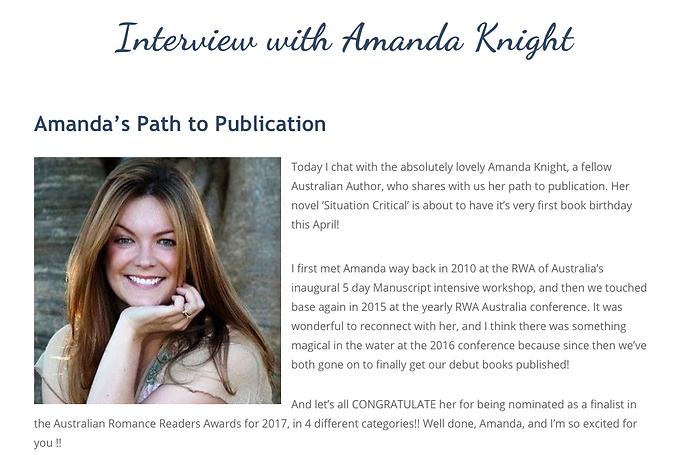 Amanda Knight & Maddison Michaels