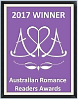 ARRA Winner Best New Author 2017