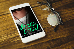 Situation Critical - phone and glasses -
