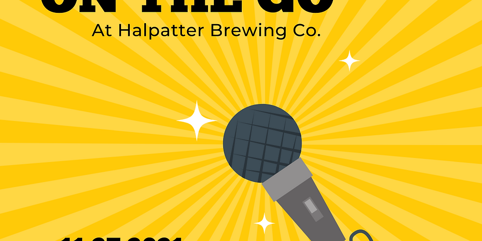 Laughs and Brews at Halpatter Brewing Co. - A Live Stand Up Comedy Event