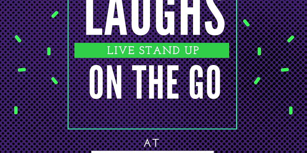 Laughs on the Go at Halpatter Brewing Co. - A Live Stand Up Comedy Event
