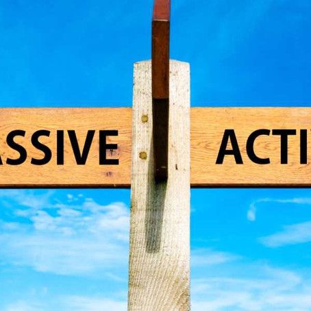 Active Income VS Passive Income