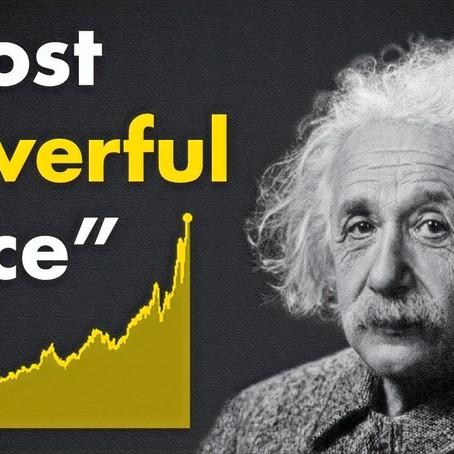The 8th Wonder - Albert Einstein