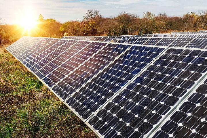 Solar Panel, Photovoltaic, Alternative Electricity Source - Selective Focus, Copy Space.jpg
