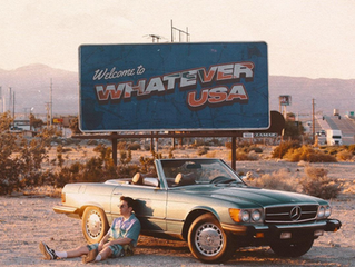 "Greetings From ""Whatever USA"", Hoodie Allen's introspective new album"