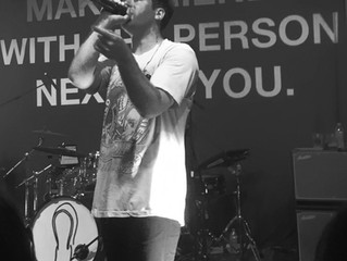 Live Music Review: Hanging With Hoodie Allen On His 2018 Fall Tour