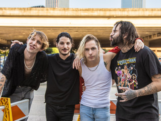 Exclusive Interview: Hanging Out With The Hunna In Dallas