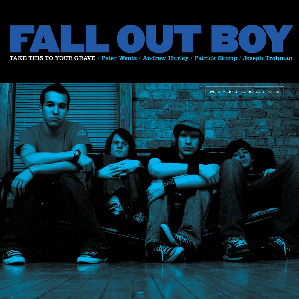 Where Theyve Been An Abstract Look Into Fall Out Boys Previous