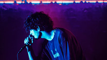 Concert Photography: Matty Healy of The 1975 // Pechanga Arena 12.6.19