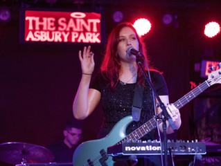 Concert Photography & Event Review: RVBY MY DEAR // The Saint Asbury Park 6.19.19