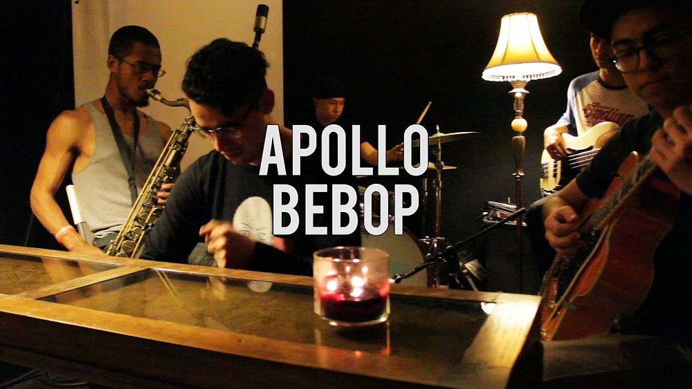 """Apollo Bebop (Credit to Apollo Bebop's """"Count Your Blessings"""", YouTube)"""