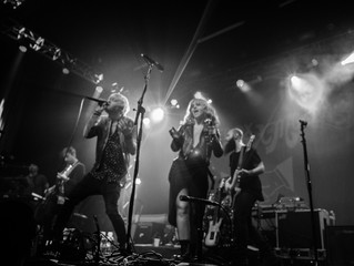 Concert Photography & Event Review: The Mowgli's // Granada Theater 3.1.19