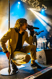 Concert Photography & Event Review: Cage The Elephant & SWMRS // UK Tour 2020