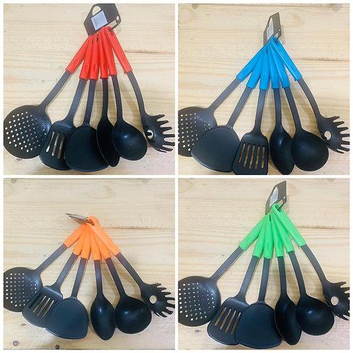 Kit de utensillos para cocina