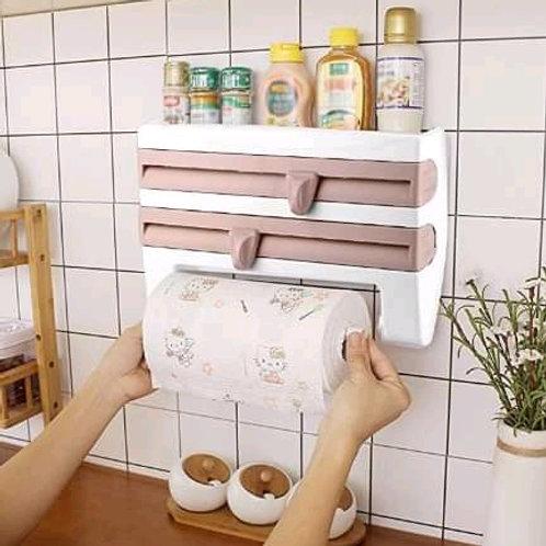 Organizador de papel para cocina