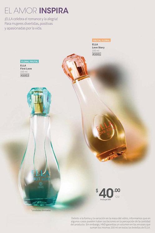 Deliciosos perfumes Hinode