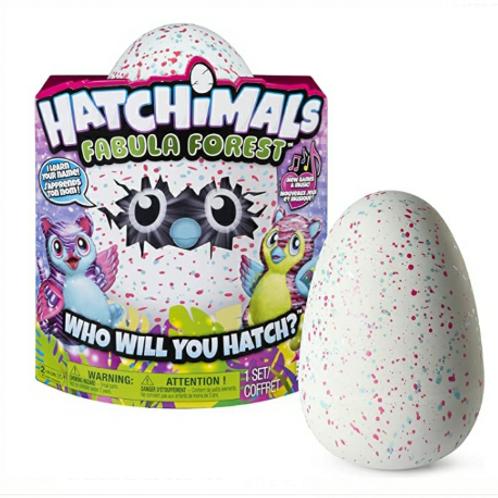 Hatchimals Mystery personaje misterioso e interactivo
