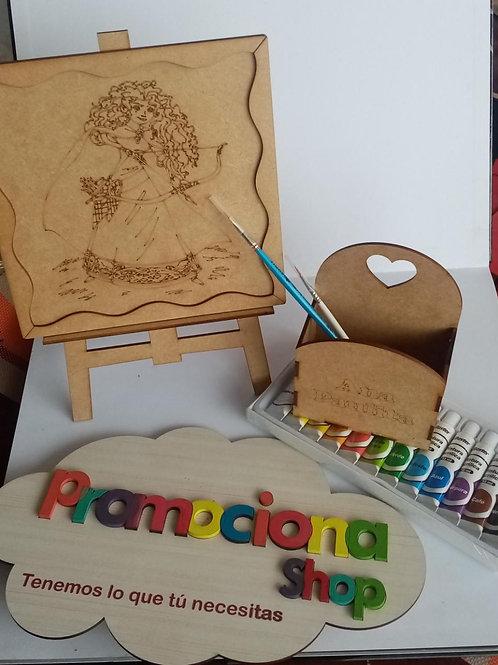 Kits MDF para niños