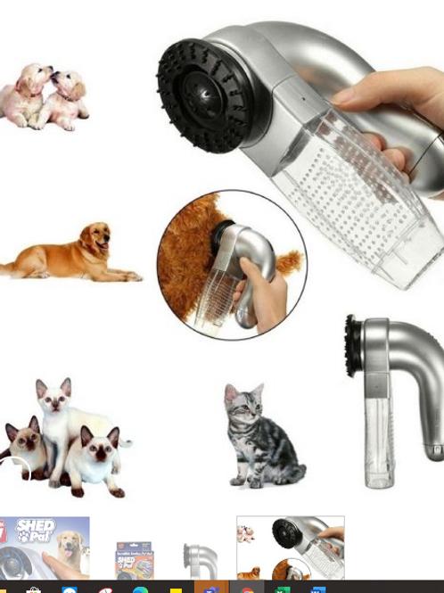 Aspiradora Inalámbrica para Mascotas