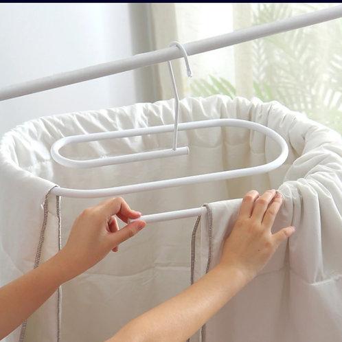 Soporte, tendedero espiral para secado