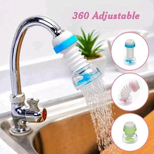 Grifo extensor y ahorrador de agua