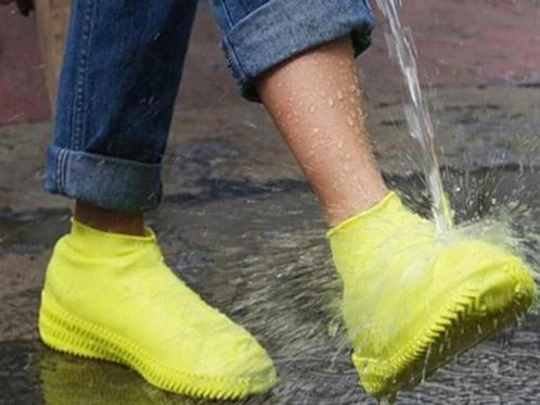 Protectores impermeables para zapatos