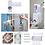 Thumbnail: Dispensador de pasta de dientes y portacepillos