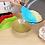 Thumbnail: Colador de silicona con clip