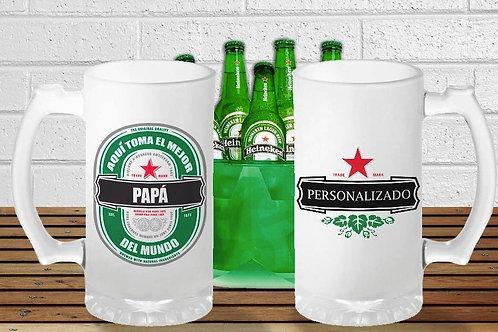 Jarro cervecero personalizado
