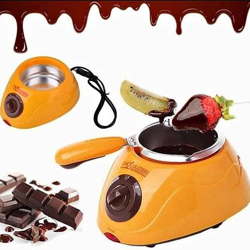 Máquina para derretir chocolate