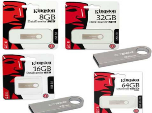 Flash Memory Kingston