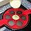 Thumbnail: Molde para cocinar pancakes y huevos fritos