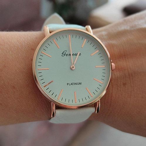 Reloj cambia de color
