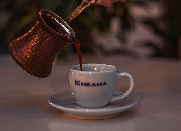 Кофе по-турецки с кардамоном