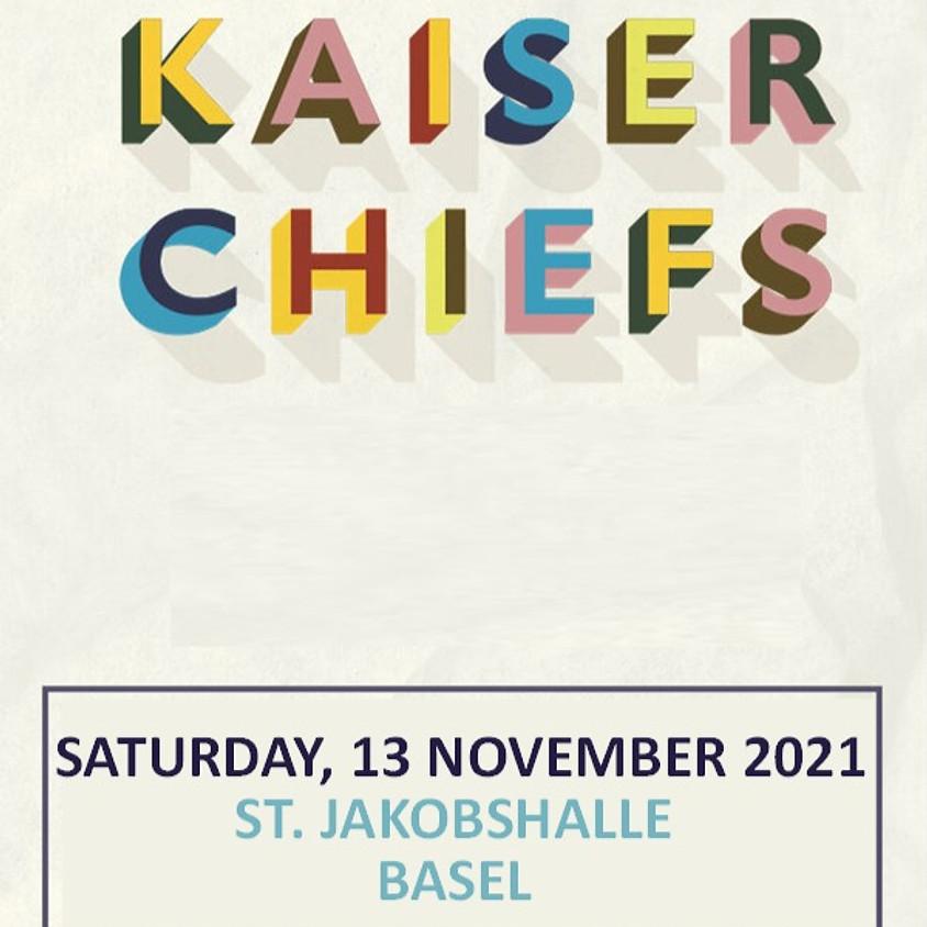 KAISER CHIEFS TOUR 2021