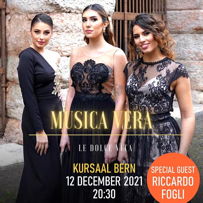 LE DOLCE VITA - MUSICA VERA TOUR 2021