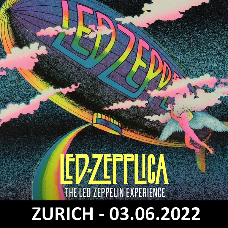 LED ZEPPLICA - THE LED ZEPPELIN EXPERIENCE