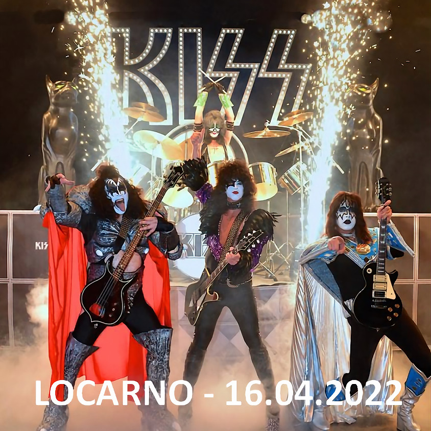 THE KISS EXPERIENCE