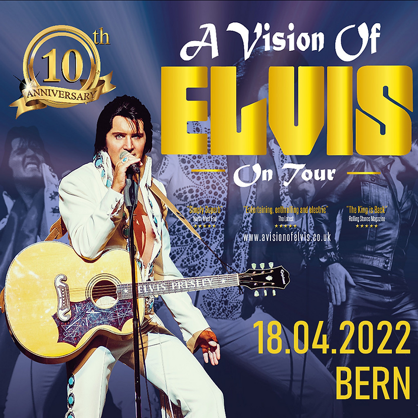 ELVIS PRESLEY - A VISION OF ELVIS