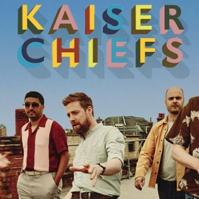 KAISER CHIEFS SPECIAL GUEST SCOUTING FOR GIRLS
