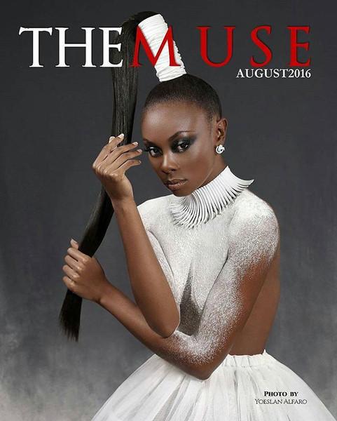 Makeup _melo_dramatixx #themusemagazine