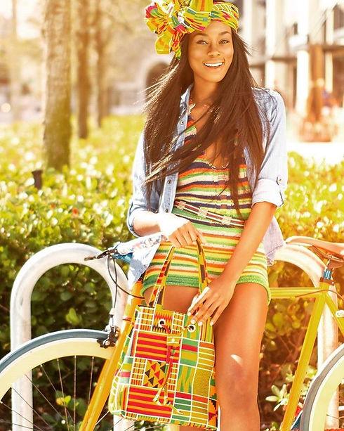 Rock your Etniciti!  Beautiful African H