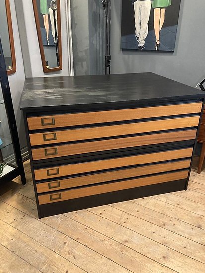 1970's Commercial Plan Chest