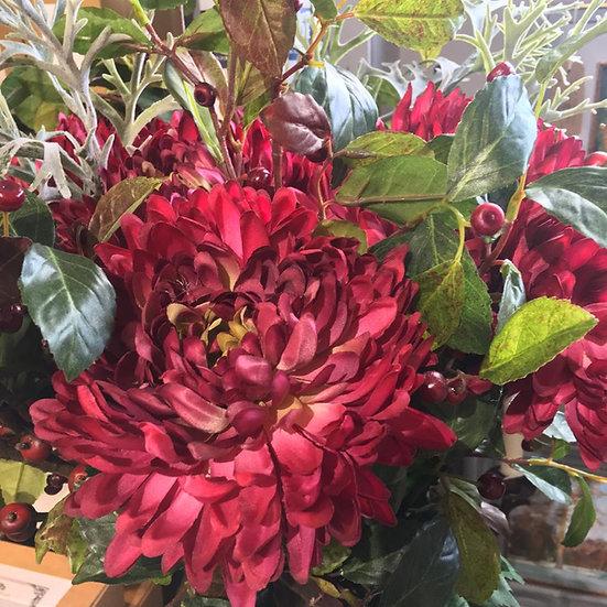 Chrysanthemum Faux Flowers
