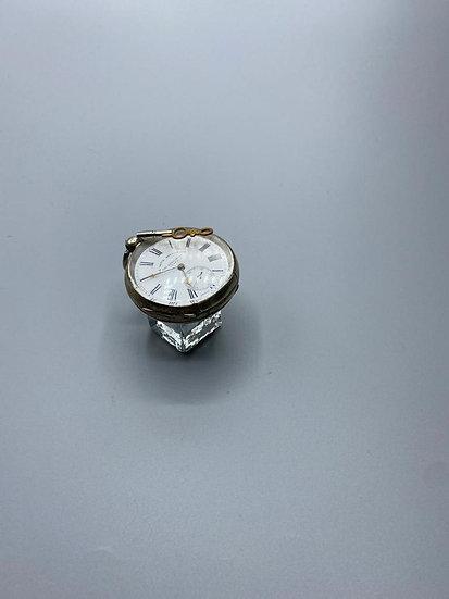 Greenwich Lever Pocket Watch