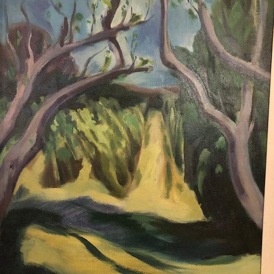 Oil on Canvas by Guy Roddon